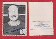 Nottingham Forest Terry Hennessey Wales 23 (A&BC)